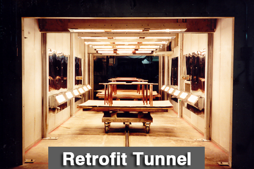 Prime Heat Portable Retrofit Tunnel System